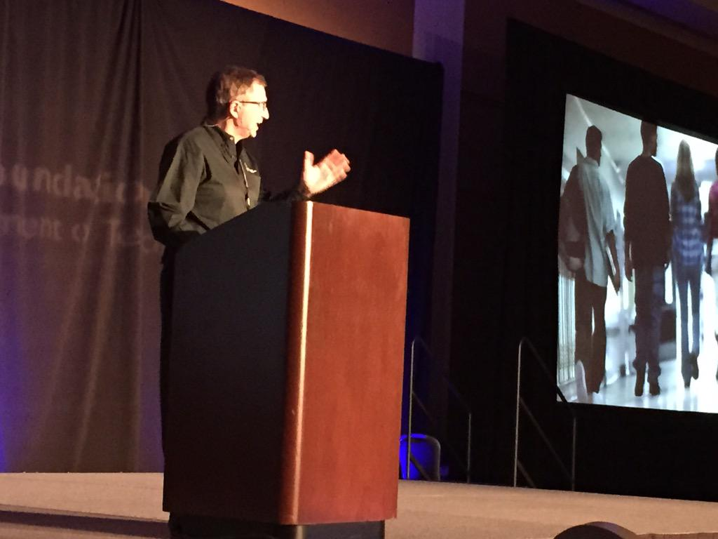 We are underway! @tonybryk takes the stage to set up #improvement in #education. #CarnegieSummit http://t.co/PkH34MMRkI