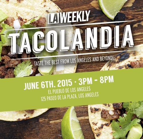 Heading 2 #Tacolandia this year? Us, too. U can totally buy tix extra early w TACOKOGI code.  http://t.co/hkLlQHXIcK http://t.co/8by6eyycYy