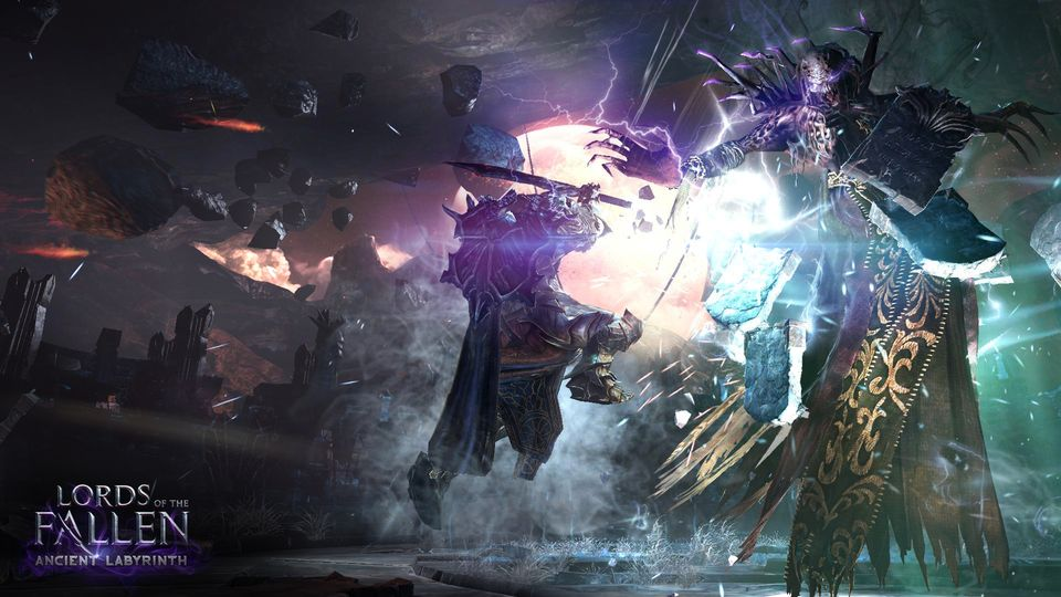 Lords of the Fallen: Ancient Labyrinth DLC