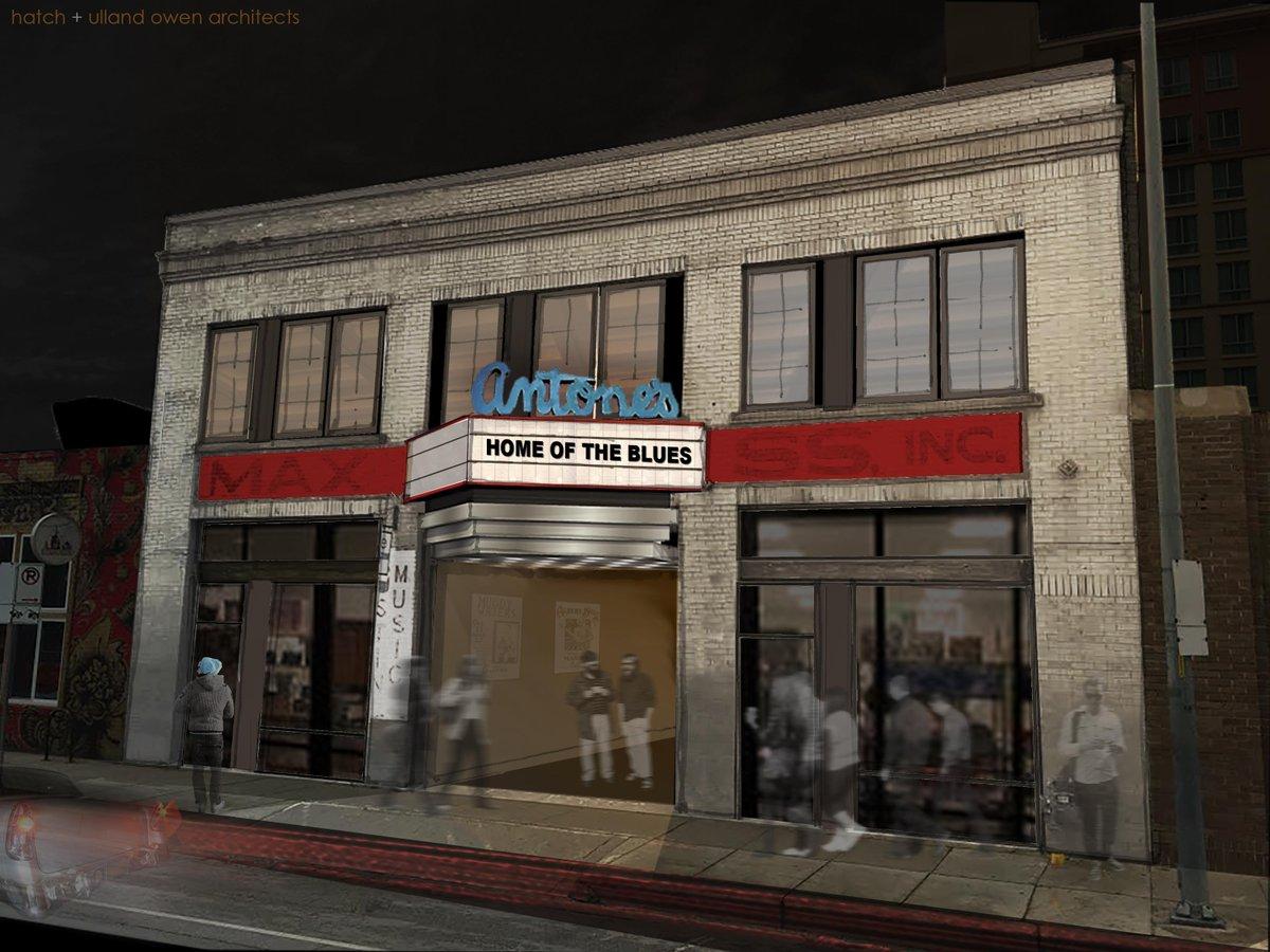 BREAKING: Antone's, a legendary Austin blues venue, has a new home on E. 5th Street - http://t.co/dQKOuaixr1 http://t.co/iP8Y1WyKLU