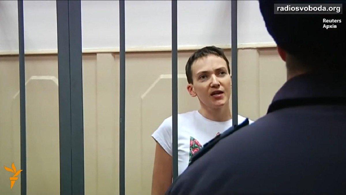 """Надежда Савченко откажется от голодовки, если """"станет совсем ужасно"""", - Марк Фейгин - Цензор.НЕТ 6311"""