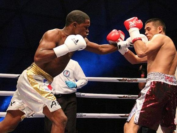 Four Cubans Lead World Series of Boxing