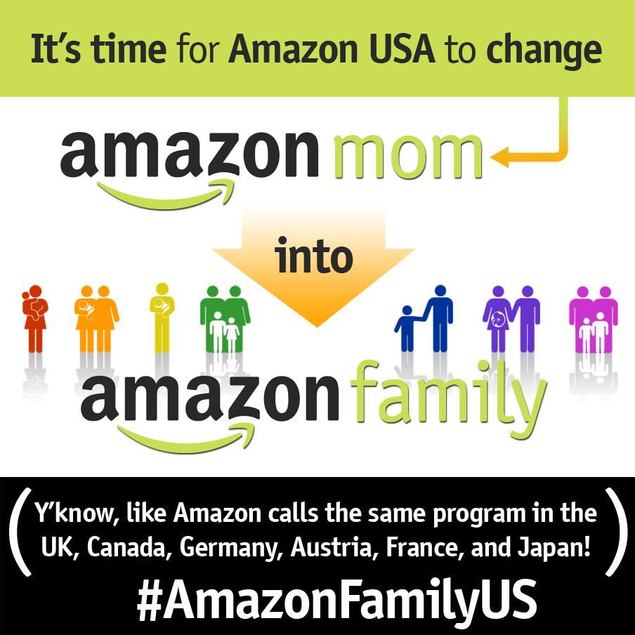 It's time, @amazon. We love Moms, but it's time to include Dads in America too. #AmazonFamilyUS http://t.co/AQmy1Xl5FU