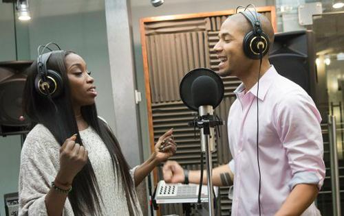 "RT @ThisIsRnB: Listen: @EstelleDarlings Teams Up with 'Empire's' @JussieSmollett on ""Conqueror"" Duet! http://t.co/2BanvpVblZ http://t.co/co…"