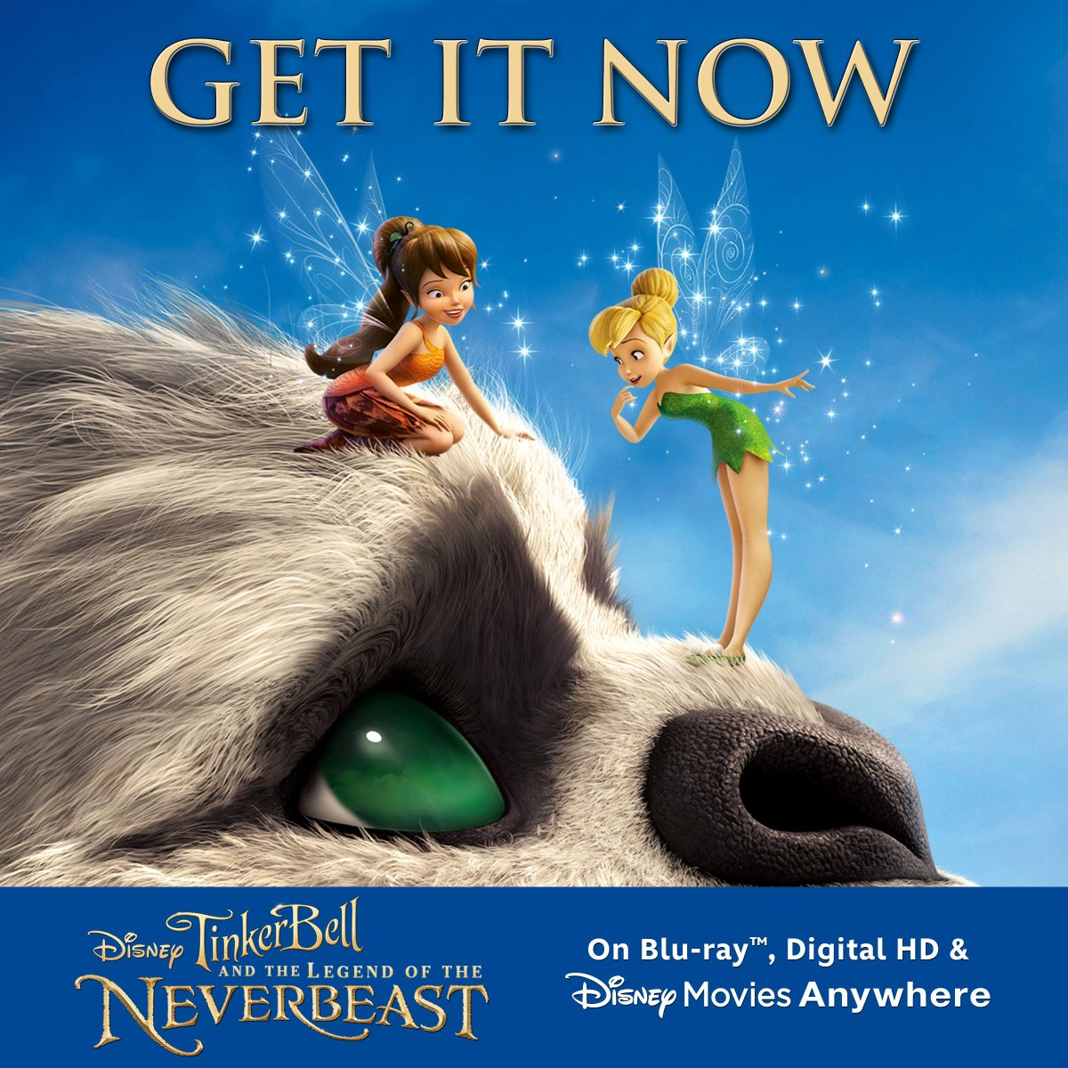 tinkerbell and the legend of the neverbeast full movie youtube