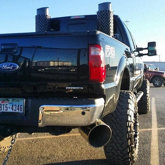 Rolling Coal On Twitter Them Stacks That Ford Powerstroke Tco DOHKsIzgww