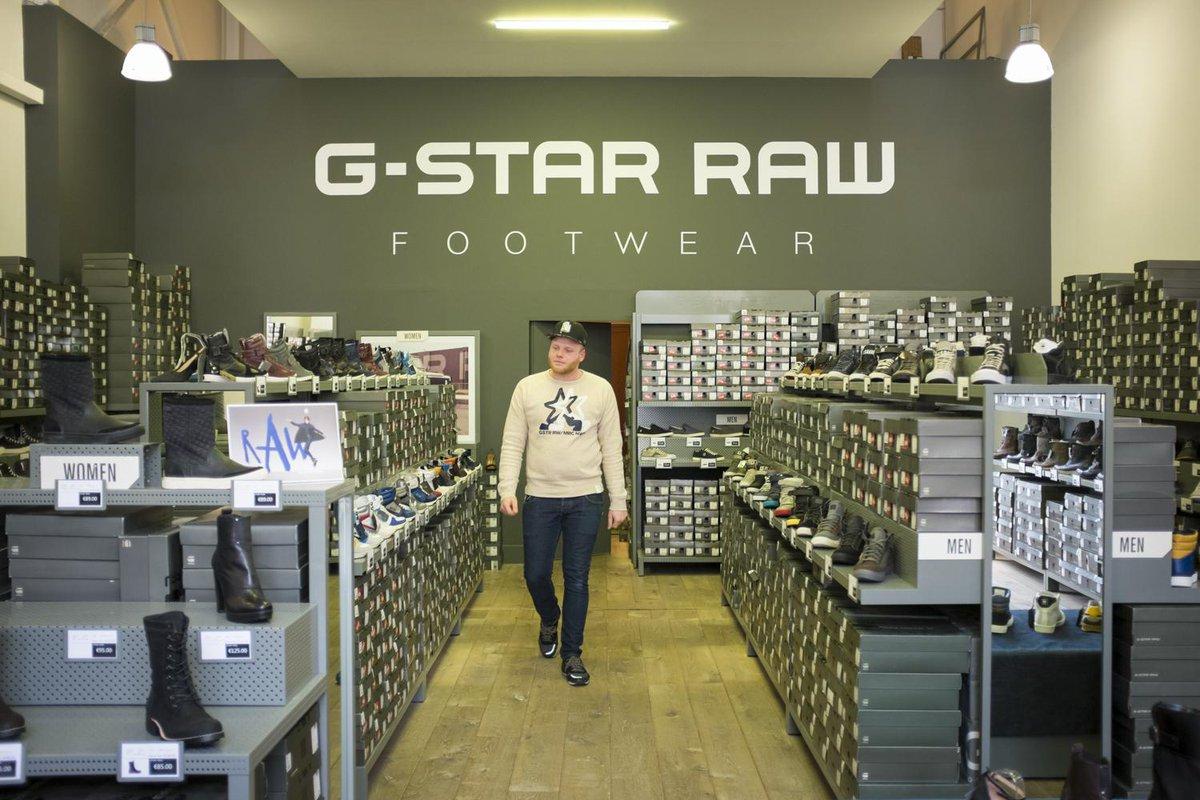G Star raw factory outlet neuss, G Star AVER WMN Baskets
