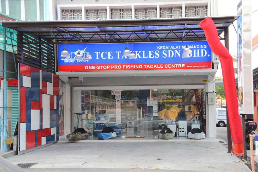 Tce Tackles On Twitter Visit Us Today At Jelutong Penang We Love Tce Tackles Fishing Visitpenang Http T Co D2czjlq76k