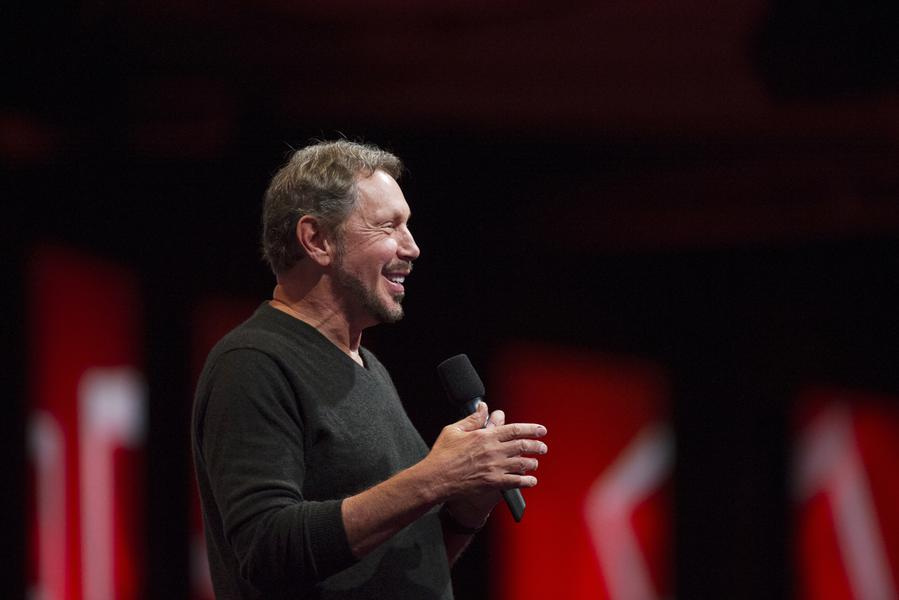 Larry Ellison stepped down as CEO of Oracle, but is still worth $54.3B: