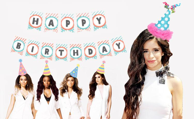 Happy birthday @camilacabello97