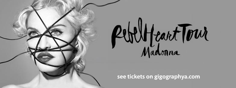 Dont Miss out! @madonna goes on Rebel Heart Tour See #Tickets ->> http://t.co/3ChWYdYfGL <<  #Madonna #RebelHeartTour http://t.co/05qLjeRyI6