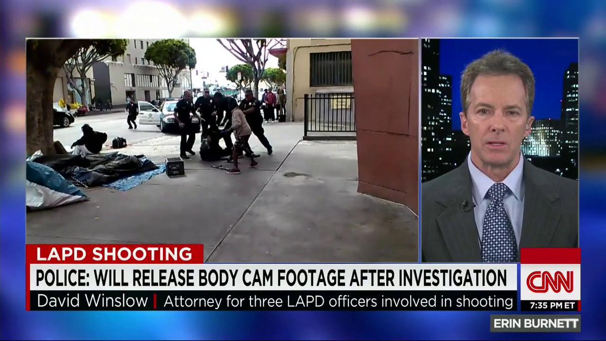Outfrontcnn On Twitter Atty For Officers In Lapdshooting What I