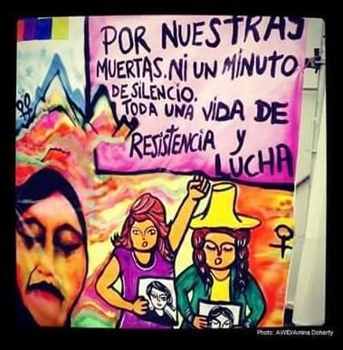 Por ellas, ellos, nosotras y los que vienen detrás. #NiUnaMenos #8M http://t.co/UHnXpT2HJz