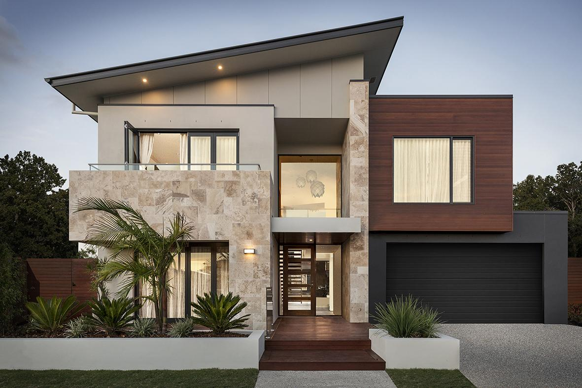 Metricon homes on twitter head to cova estate qld this for Townhouse modern design exterior