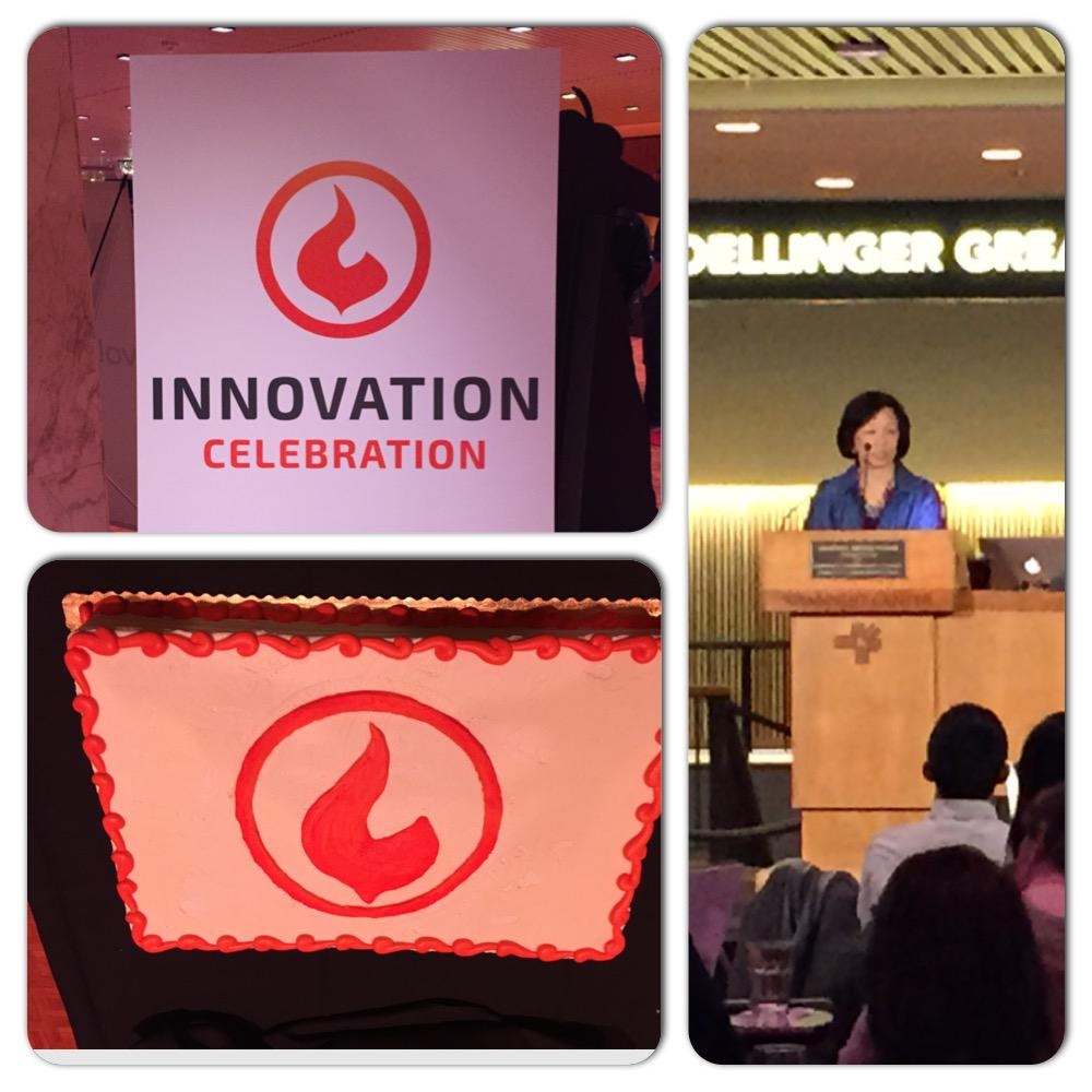 #INNCEL great celebration tonight! Innovation starts in #chambana @CHCEDC @UIResearchPark http://t.co/b6nijepkqf