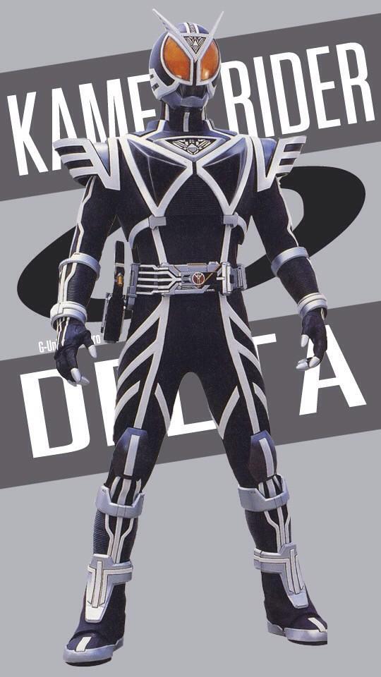 Kamen Rider Delta Belt デルタギア...