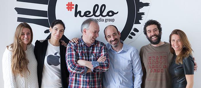@GroupHelloMedia compra The Fact para reforzar su creatividad digital e innovación http://t.co/sG8xqximqP http://t.co/xPRUH7dfYL