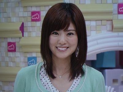 曽田麻衣子爽やかな笑顔で朝の収録