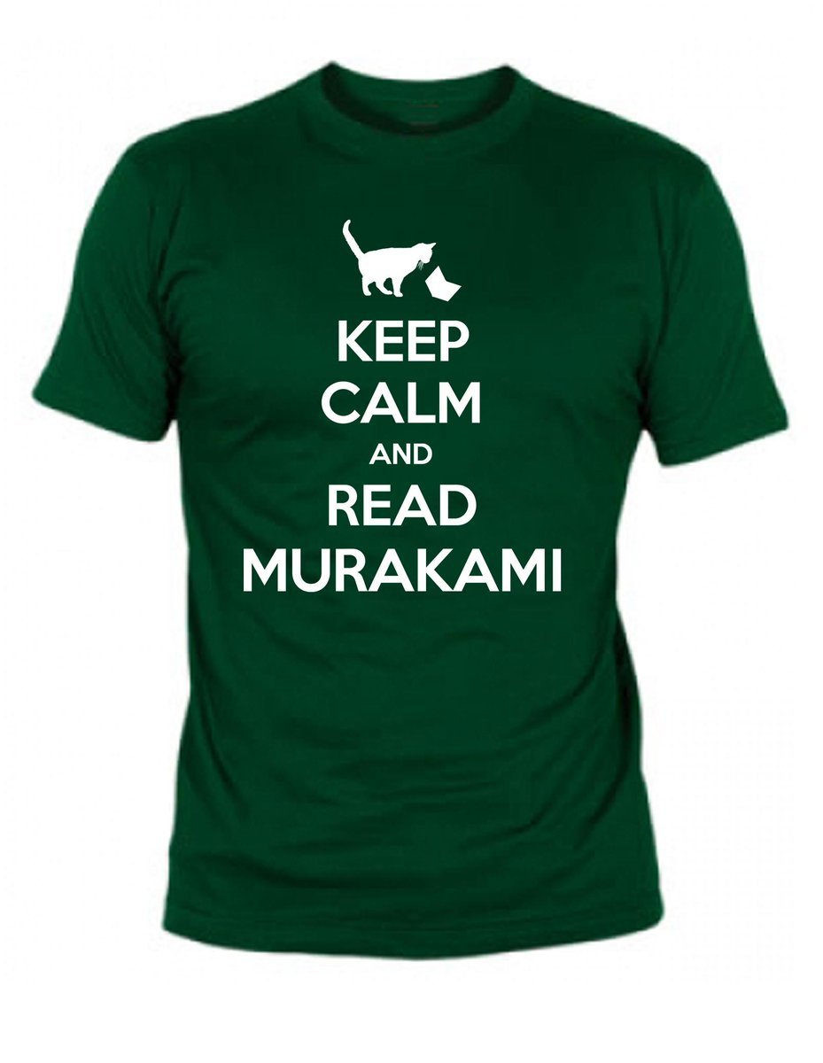 ¡Sorteamos camisetas exclusivas de #Murakami entre los que hagáis RT! Consulta las bases aquí: http://t.co/eTVPBPESMq http://t.co/SdRBzmB4ZC