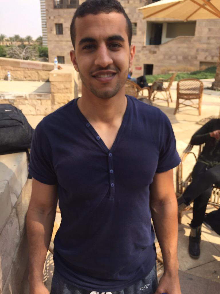 """The AUC soccer team is not just a team, it's my second home,"" said Mazen Lasheen, team captain. #JRLWeb #jrmc2202 http://t.co/P6AqGABOYO"