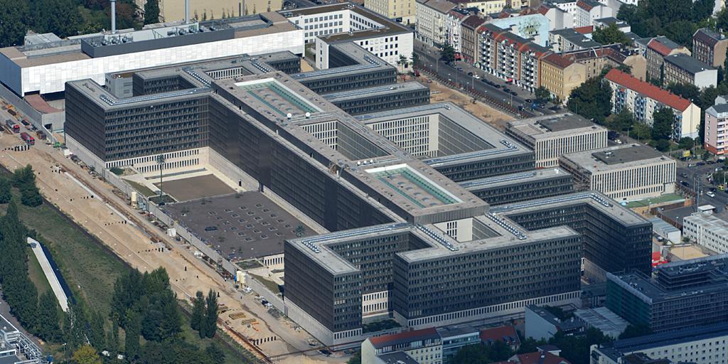 Bnd Berlin Neubau