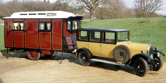 Thumbnail for Eccles - a Pioneer of Trailer Caravans