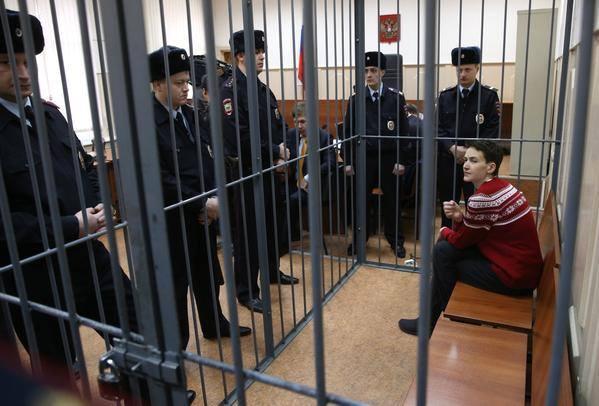 Могерини призвала Россию освободить Савченко, а также Сенцова и других заложников - Цензор.НЕТ 6616