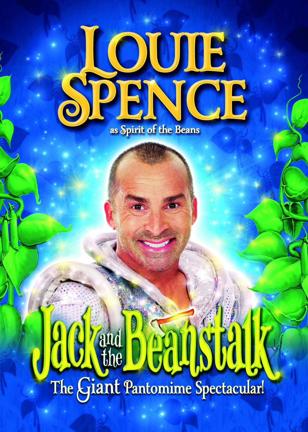 RT @SwanseaGrand: We can now announce that this year's panto star will be the one and only @louiespence! This will be a fun one!! http://t.…