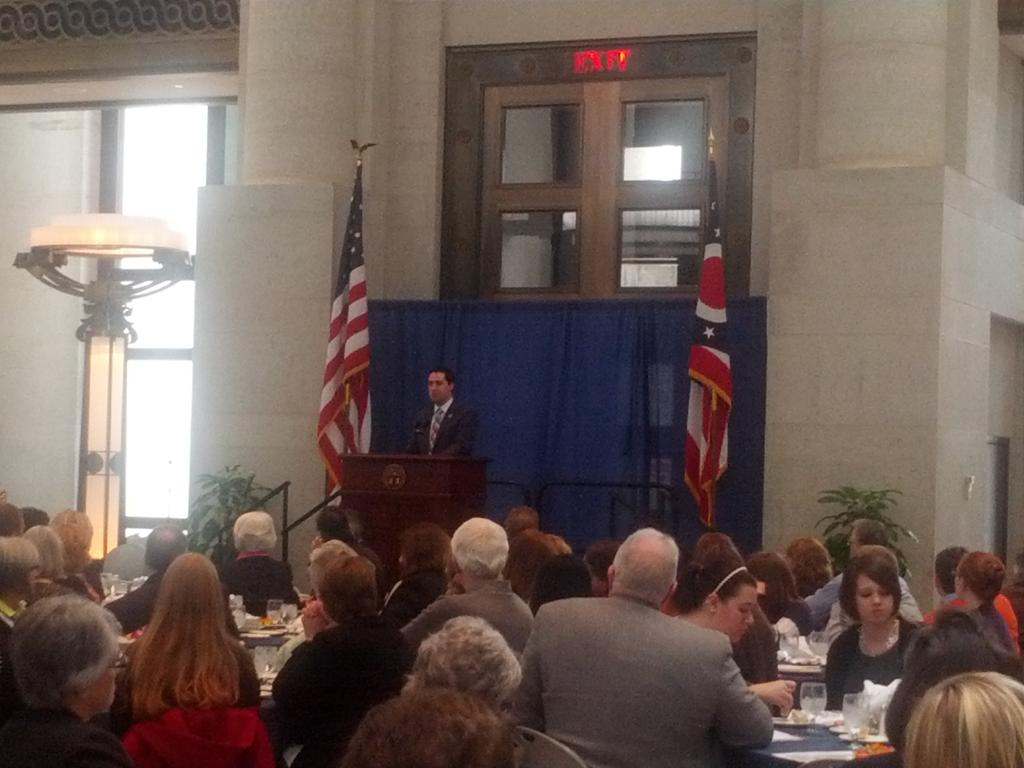 Congratulations to @FrankLaRose, the 2015 Ohio History Leadership Award recipient! http://t.co/zhq0lTmECV