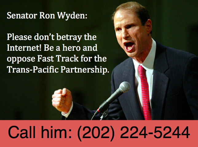 Retweet if you think decisions that affect the Internet shouldn't be made in secret. @RonWyden http://t.co/jXfNkHZX9u http://t.co/NLHIy3EBLr