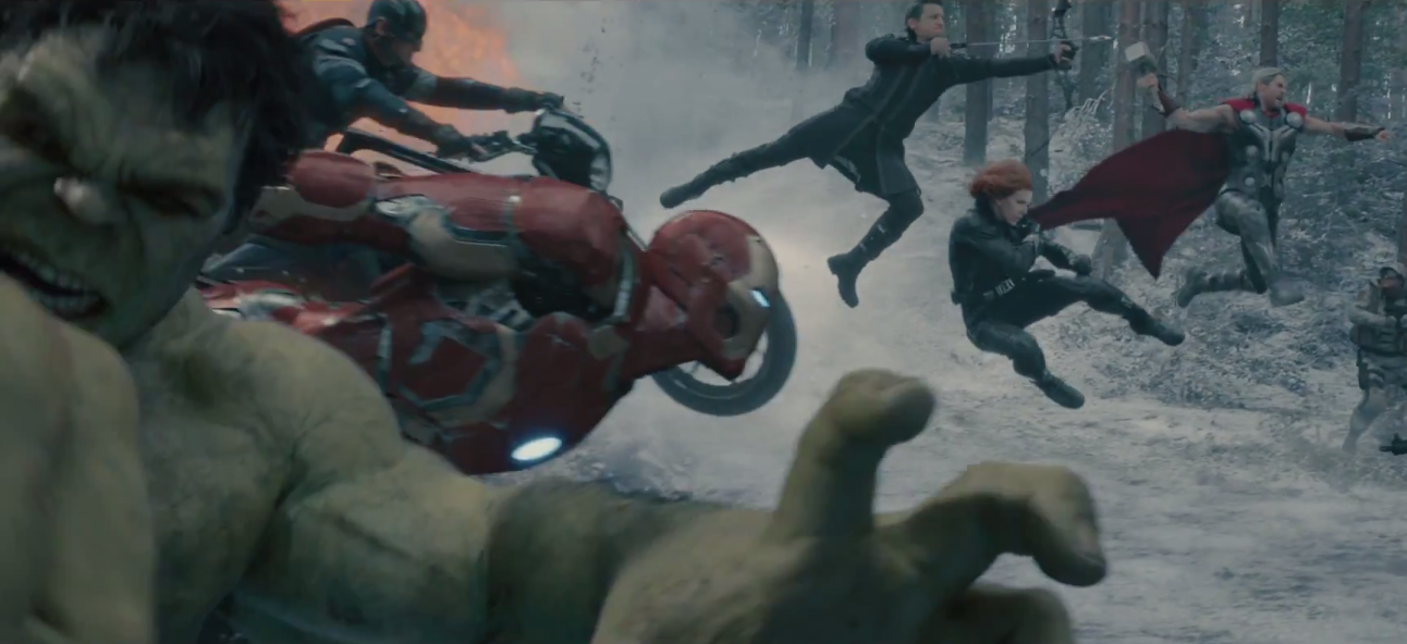 RT @TheAVClub: Marvel releases new Avengers trailer after fans submit to marketing machine http://t.co/A7nVSymDZl http://t.co/TOdIVlEYQg