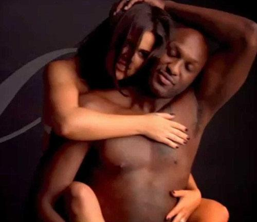 Naked pictures of lamar odom