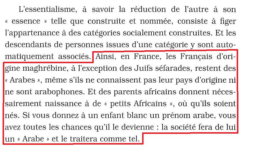 "Rokhaya Diallo : ""Racisme, mode d'emploi"" page 79 http://t.co/d0YhBb7AnE"