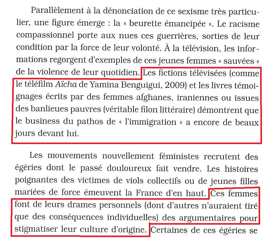 "Rokhaya Diallo : ""Racisme, mode d'emploi"", page 138 http://t.co/z3hV1MD3Df"