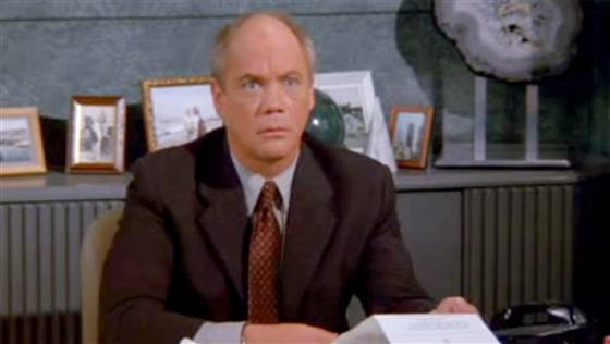 Daniel von Bargen, actor who played Mr. Kruger on Seinfeld, dies at age 64 nbcnews.to/1BIKlZY