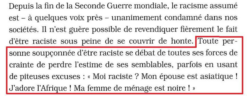 "Rokhaya Diallo : ""Racisme, mode d'emploi"" Page 45 http://t.co/urCviOty2J"