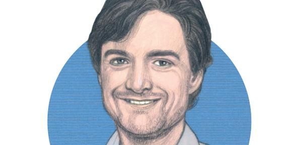 """""""It's all in your hands"""" -- The best advice this @Barcado CMO and 40 Under 40 says he ever got http://t.co/yGKq8GM83f http://t.co/MbhchIjC7V"""
