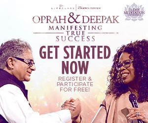 It's back! Register for the next #meditation experience w/ @DeepakChopra & @Oprah for free! http://t.co/Mu63mwZSXQ http://t.co/SdFra6sJ4o