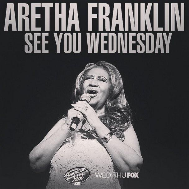 TONIGHT! Singing #IWillSurvive from my album #ArethaSings The Great Diva Classics on @AmericanIdol! @FOXTV 8/7C