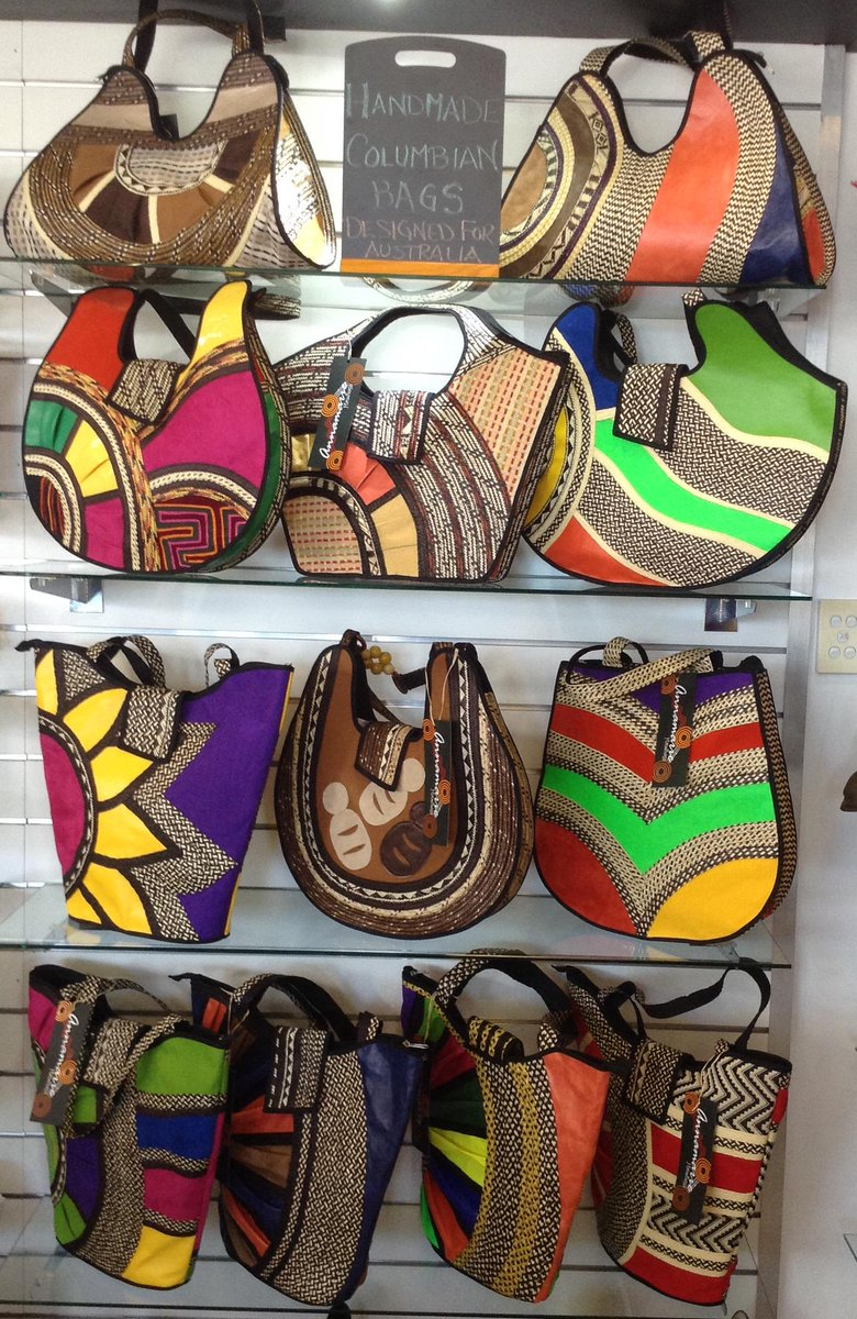 Accents Of Elegance On Twitter Colombian Handmade Handbags Available In Or Online Accentsofelegance Au