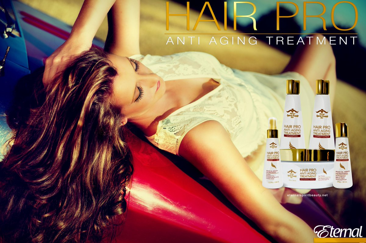 Eternalspiritbeauty On Twitter Eternal Hair Pro Anti Aging