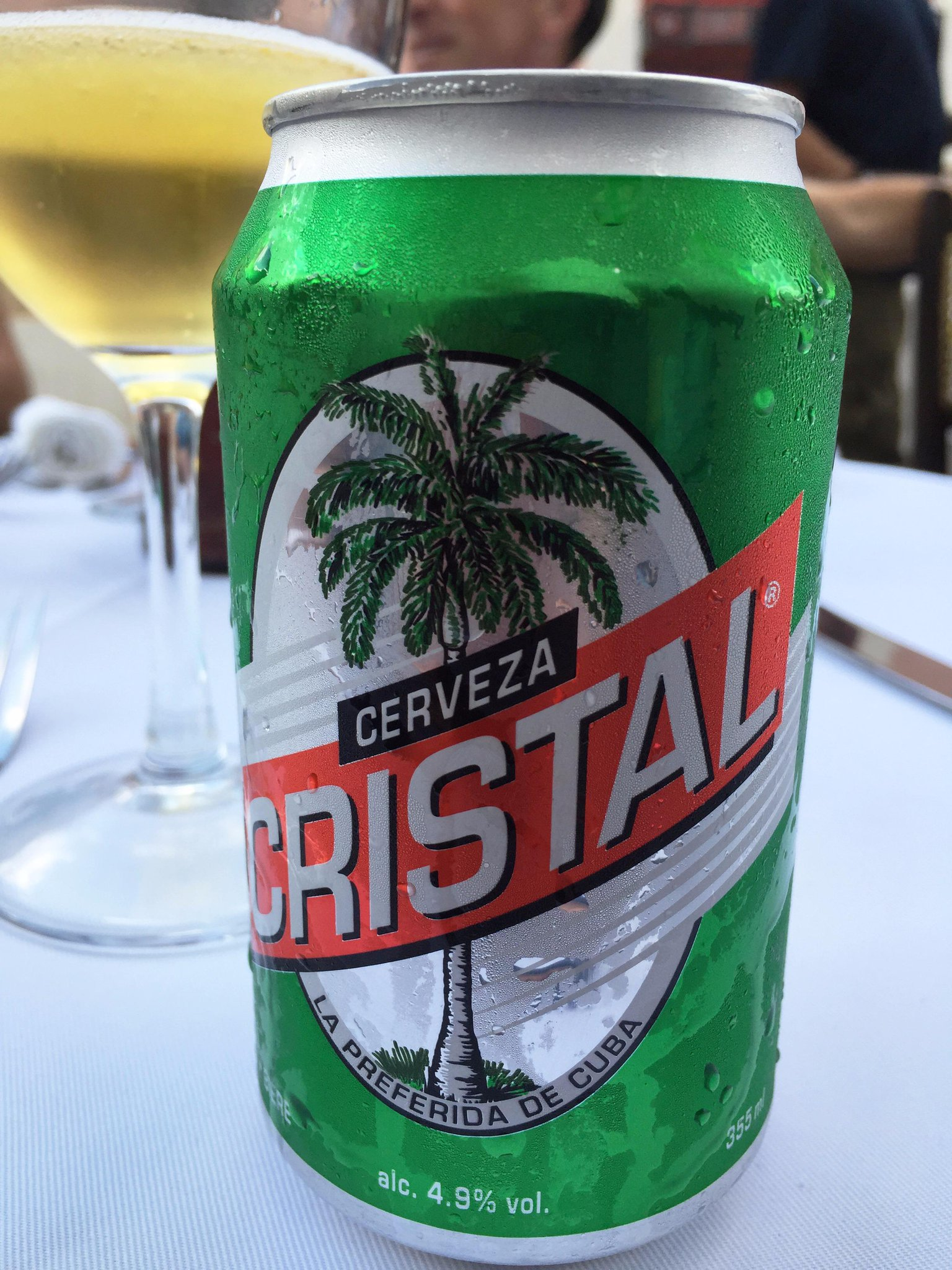 Snapped on my iPhone: the champagne of cervezas. #ConanCUBA http://t.co/eZjeZt1FlN