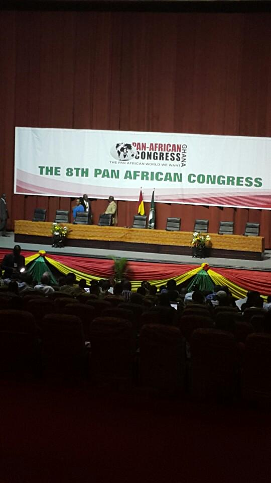 Check-in: #PanAfrican Congress (@ Accra International Conference Centre) https://t.co/19B09Wdc6L http://t.co/W4RKrcxStG