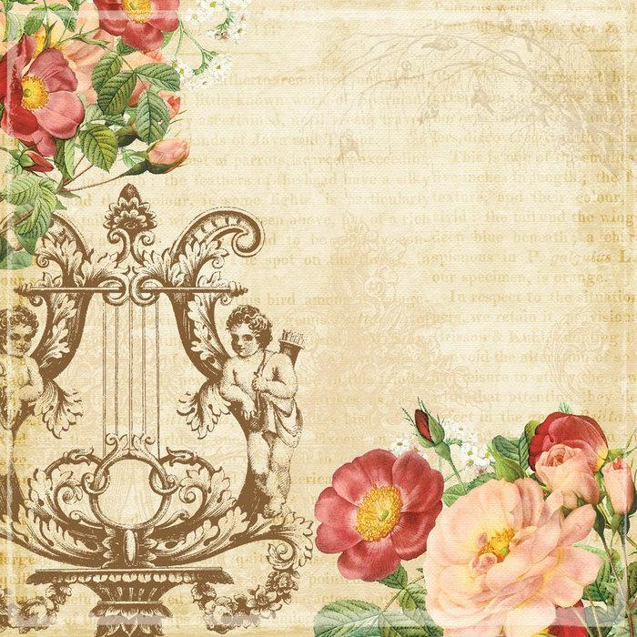 Бумага для открыток печать