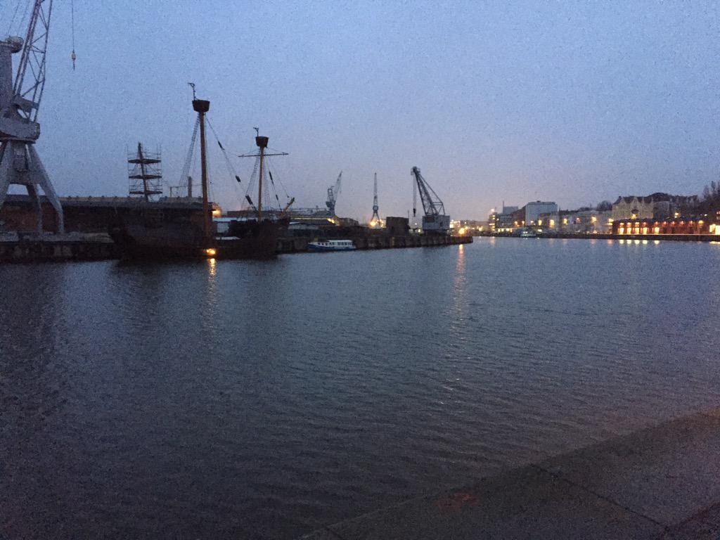 Wir sind heute im wunderschönen Lübeck für #Klausur und #moodle #mootde15 http://t.co/JZyIjjjJ3E