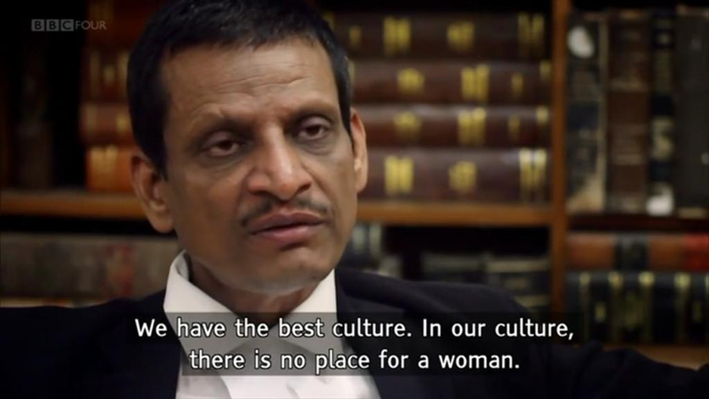 One of the most shocking line from #IndiasDaughter documentary. http://t.co/bvdAzeSeI1