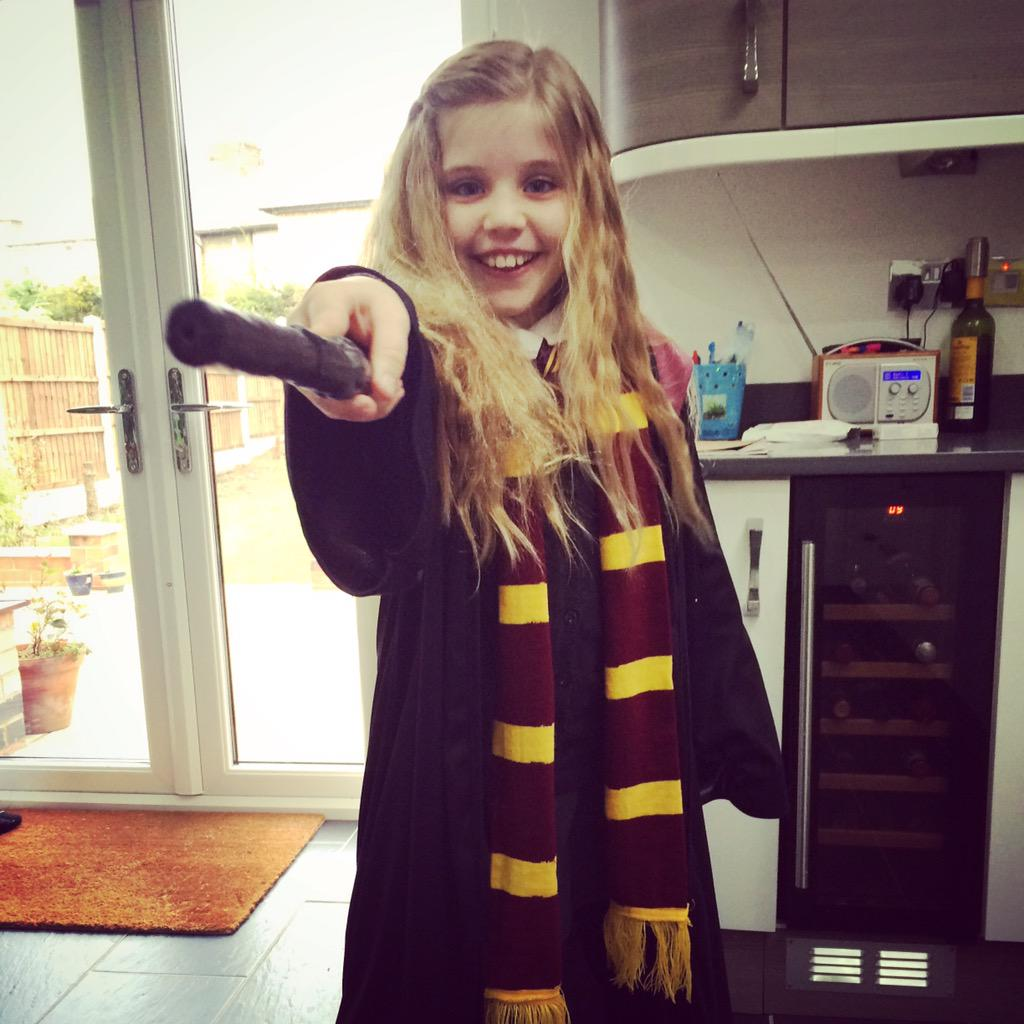 J.K. Rowling Is Retweeting Children And Pets Dressed Up As Harry Potter Characters And It Is Adorable