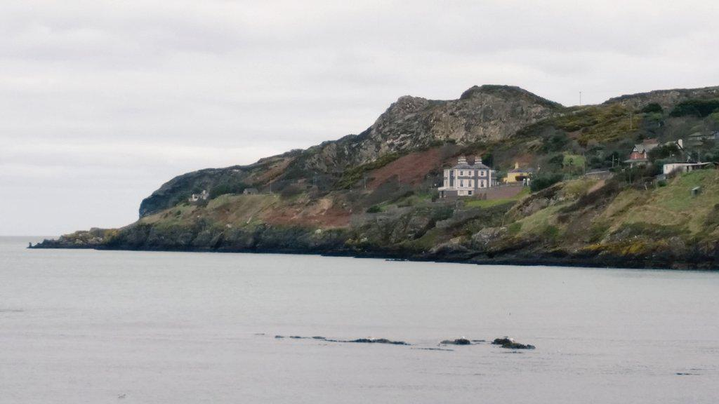 Cecelia Ahern On Twitter A View Of Rosie S Hotel In Howth Co Dublin Think She Took Day Off With Alex