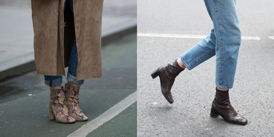 It's not just over-the-knee styles this season - team your flares with a '70s ankle boot. http://t.co/jLhkddPNhe http://t.co/Hv7WL0UAwU