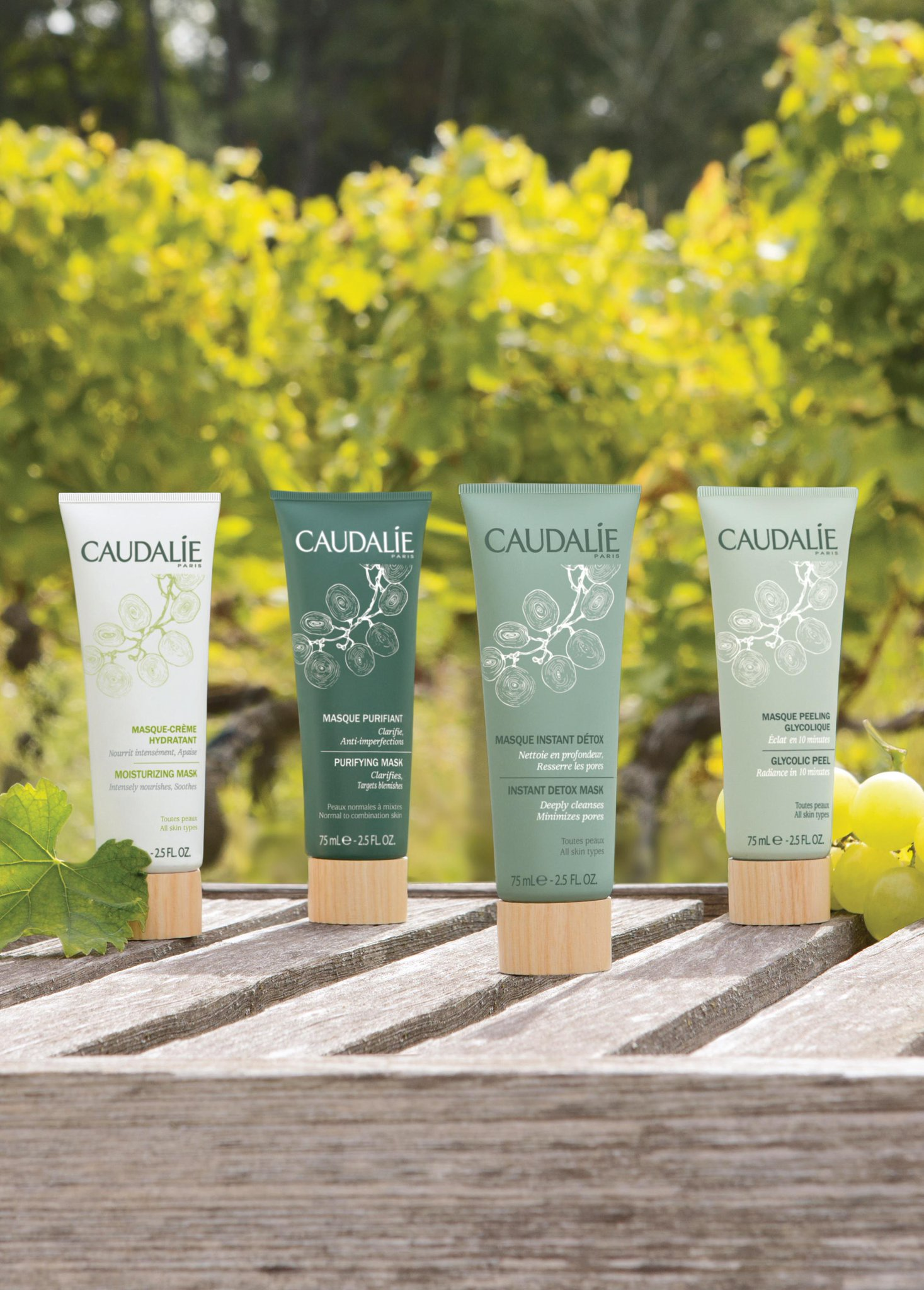 Caudalie launches The Mask Collection http://t.co/XurVsIUlP6 @CaudalieUK @KilpatrickTeam @NATAPR_ http://t.co/SGnip6iXaQ